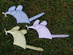 patchworks / Levanduľová myška