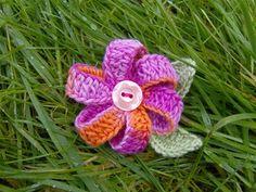 Crochet flower (only image)