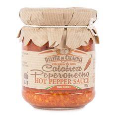 Calabrese Peperoncino Hot Pepper Sauce 180g Hot Pepper Sauce, Stuffed Hot Peppers, Sky, Drink, Food, Heaven, Beverage, Heavens, Eten