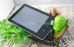 Android Tablet PC http://www.joyfay.com/us/7-inch-touch-screen-android-2-3-os-4gb-tablet-pc-mid-5612.html