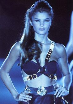Helena Christensen...  www.fashion.net
