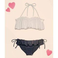 【mi__knm】さんのInstagramをピンしています。 《夏のsaleでGET! 可愛いー(*´ー`*) いつも柄物が多かったから今年はシンプルにしてみました❤ ダイエット頑張ろう✨ #夏#sale#水着#フリル#ビキニ#スナイデル#シンプル#可愛い #ダイエット頑張ろう #海#プール#行きたい ❤ #summer#sale#swimwear#furill#bikini#snidel#simple#cute#sea#pool####❤》