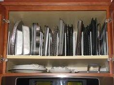 Smart kitchen cabinet organization ideas 02 Above the microwave Smart Kitchen, Kitchen Redo, Kitchen Pantry, New Kitchen, Kitchen Cabinets, Kitchen Remodel, Kitchen Ideas, Kitchen Cabinet Organization, Organization Hacks