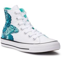 f53fbe013d3f Women s Converse Chuck Taylor All Star Butterfly High Top Sneakers