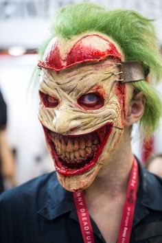 Joker Cosplay - #SDCC San Diego Comic Con 2014