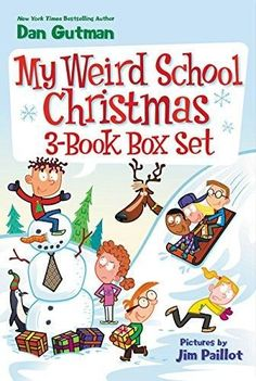 My Weird School Christmas My Weird School BOX
