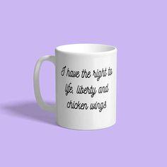 Mindy Kaling quote, The Mindy Project, Funny Mug, sarcastic coffee mug, mug with quote, unique coffee mug, funny coffee mug, I am single as