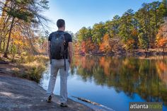 Our favorite fall hikes near Atlanta find autumn's beauty on scenic mountain summits, shady river valleys and through vibrant, leaf covered forest.