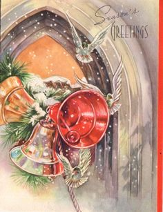 Christmas Card AV 13 | eBay