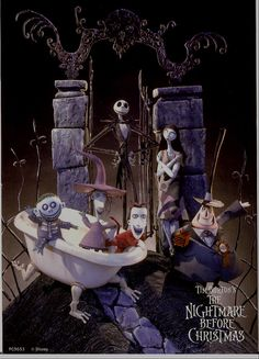 """Nightmare Before Christmas"" Film"