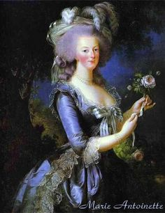 Marie Antoinette, beauty...
