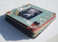 Many different pictures in one style - rest album by Dor Mini Books, Mini Albums, Rest, Pictures, Blog, Inspiration, Style, Photos, Biblical Inspiration