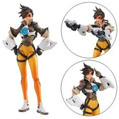 Overwatch Tracer Figma Action Figure [Pre-order]