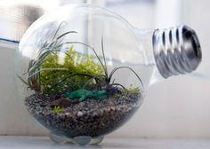 20 Brilliant Ways to Repurpose Lightbulbs via Brit + Co