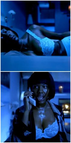 BELLY - Hype williams used oil or any sort of lube on the skin to obtain that gleam you see throughout the film. he said for African people it helps pronounce their skin. perhaps there's a cleaner technique. Black Girl Magic, Black Girls, Black Women, Black Girl Aesthetic, Blue Aesthetic, Belly 1998, Photoshoot Themes, 90s Hip Hop, Art Tutorials