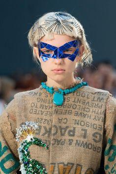 Maison Margiela Fall Winter 2015 Haute Couture