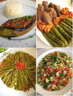 Cooking is a passion of mine. My favorite is Turkish cuisine. It is truly rich and delicious. Kurdish Food, Turkish Kitchen, Eastern Cuisine, Food Club, Tasty, Yummy Food, Mediterranean Dishes, Middle Eastern Recipes, Iftar