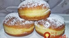 A nagyi szalagos fánkja recept Trarita konyhájából - Receptneked. Sweet Recipes, Cake Recipes, Cake Cookies, Cupcakes, Artisan Food, Bread And Pastries, Top 5, Bagel, Doughnut
