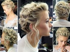 Julianne Hough's Sweet Braided Updo On 'DWTS' — Get TheLook
