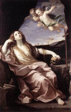 Guido RENI, St Mary Magdalene