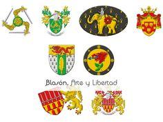 El heraldista Antonio Salmerón reflexiona para tataranietos sobre la libertad en el arte del blasón.