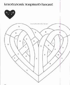 stained glass hearts patterns | ... stained glass. There are numerous patterns available here for your