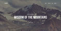 30 Web Designs that Use Full Size Background Photos