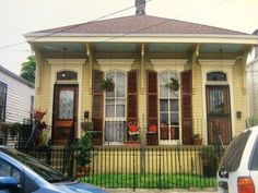 new orleans double shotgun house plans Google Search Benjamin