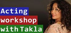 Screen Acting Workshop with Takla Chamoun Farjallah at LFA, Workshop or Class, The Lebanese Film Academy (LFA) presents an acting workshop with Takla Chamoun Farjallah.  This workshop aims at developing confidence, self esteem, presentation and social interaction, all through th...