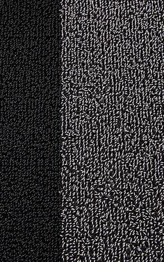 Chilewich Shag Bold-Striped Indoor/Outdoor Doormat - Tablecloths & Runners - 504759420 Indoor Door Mats, Indoor Doors, Tablecloths, Doormat, Runners, Indoor Outdoor, Design, Hallways, Table Toppers