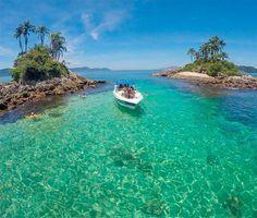 Praias paradisíacas do Sudeste (Foto: Thiago Lopez/Instagram)