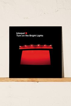 Interpol - Turn On The Bright Lights LP