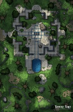 A catalog for user created maps and links to maps by other artists suitable for use in any D&D campaign, adventure, or encounter. Dnd World Map, Fantasy World Map, Fantasy Places, Dungeons And Dragons Homebrew, D&d Dungeons And Dragons, Forest Map, Pen & Paper, Rpg Map, Adventure Map
