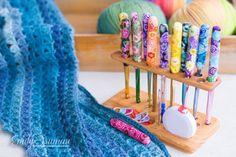 Most Popular Crochet Hook Storage Ideas