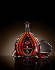 Courvoisier by Timothy Hogan, via Behance