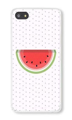 iPhone 5S Case AOFFLY® Cute Watermelon Clear PC Hard ... https://www.amazon.com/dp/B014AVOP4Q/ref=cm_sw_r_pi_dp_4.YExbDNDRHJD