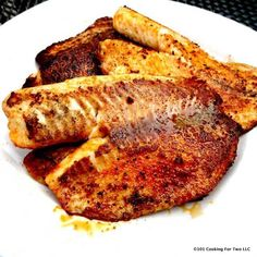 Grilled Tilapia with Paprika from 101 Cooking for Two Easy grilled tilapia with great paprika needs only minimal preparation and a wonderful weeknight grilling to get the healthy fish meal you need. Cooking For Two, Easy Cooking, Cooking Recipes, Cooking Fish, Grill Recipes, Cooking Videos, Sandwich Recipes, Grilled Tilapia Recipes, Grilled Salmon