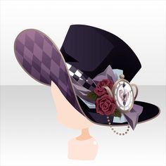 アリス・イン・ザ・ホール|@games -アットゲームズ- Crown Drawing, Chibi Hair, Overlays Picsart, Anime Base, Cocoppa Play, Head Accessories, Princess Style, Drawing Clothes, Cute Hats