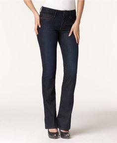$179.00 - Joe's Jeans Icon Bootcut Jeans, Dark Wash - Womens Jeans - Macy's