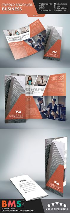 Graphic Design Tri fold brochure, Brochures and Graphic design - tri fold brochure