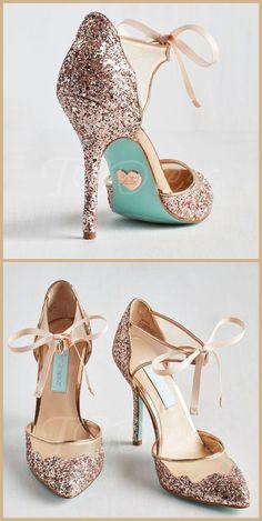 Patchwork Lace-Up Stiletto Heel Pumps #pumps #tbdressreviews #highheels