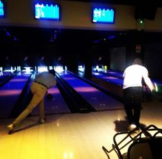 Keatons Office Bowl Off: Shoreditch VS Canary Wharf
