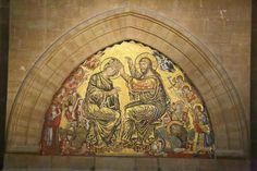 Санта-Мария-дель-Фьоре, Флоренция. Мозаика в интерьере собора.