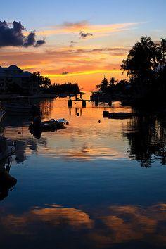 Flatt's Inlet, Bermuda