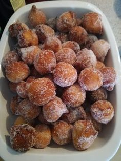 Quark balls like from the baker by laeticia Quark Recipes, Pastry Recipes, Cake Recipes, Taiwanese Cuisine, Egg Recipes For Breakfast, Most Popular Recipes, Food Cakes, Food And Drink, Snacks