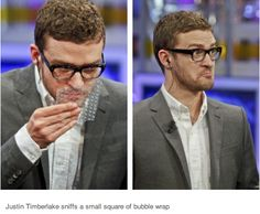23 Pictures Of Justin Timberlake Doing Amazing(?) Things.. read the captions! of course all but the one in this pic are pretty funny