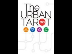 """The Urban Tarot"": unboxing e comentário"