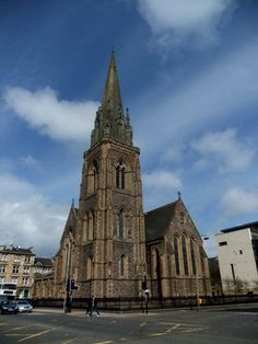St Mary's Episcopal Cathedral, Glasgow