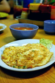 """Egg Fu Yung"", Chin Chin, Singapore"