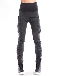 DEMOBAZA Jeans Leggings Seed Box 2-Limited Edition